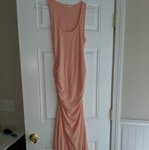 Light orange maxi by VS